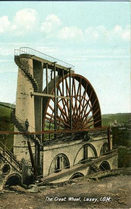 The Great Wheel, Laxey, I.O.M