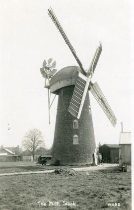 Tower Mill, Stock, Essex