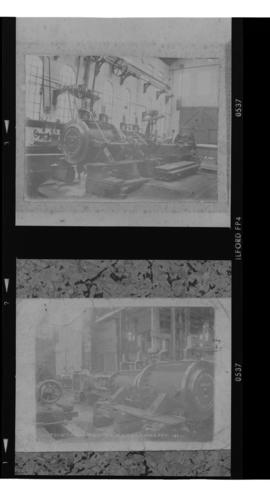 50 HP Engine Negatives