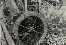 Waterwheel, watermill, Badley