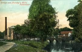 Bridge and Horsley's Mills, Fakenham