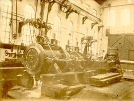 50 HP Engine at Wickham Market
