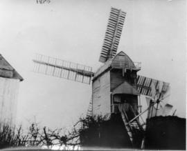 Post mill, Bradwell