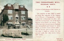 The Chesapeake Mill, Wickham, Hamphire.