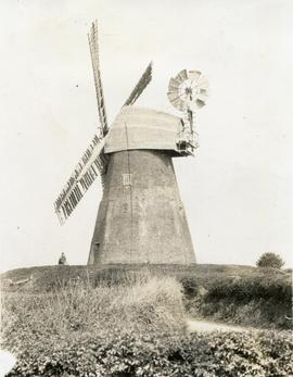 Great Bardfield mill