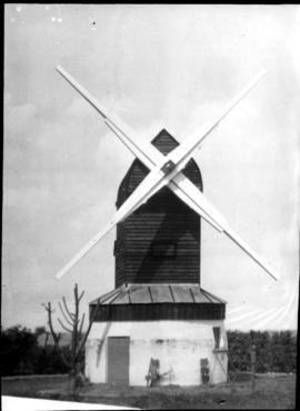 Post mill, Madingley