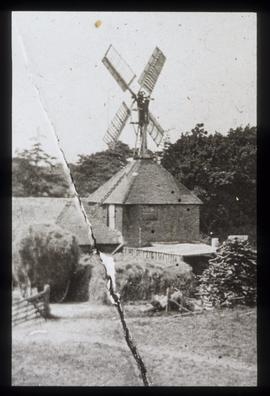 Elphick's Mill, Ditchling
