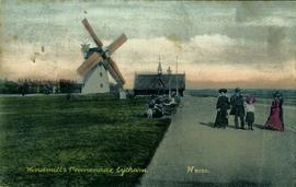 Windmill and Promenade, Lytham