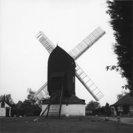 Outwood Post Mill, Outwood