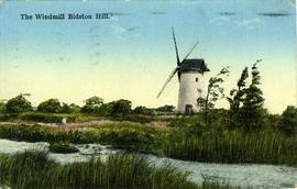 The Windmill Bidston Hill