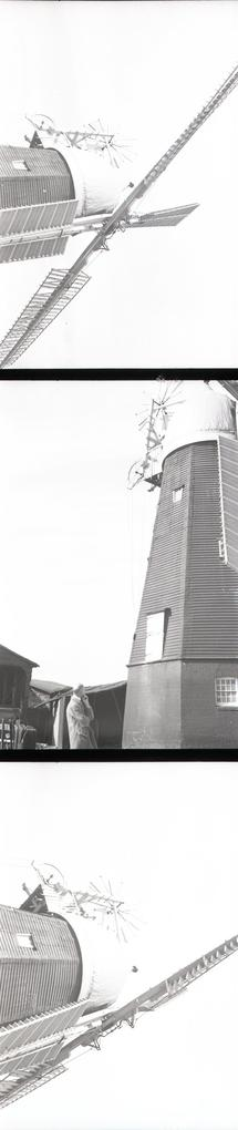 Smock Mill, Terling, Essex