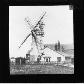 Frost's mill, Halstead, Essex, in working order