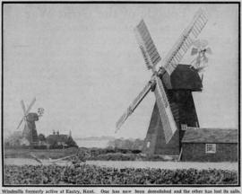 Eastry windmills