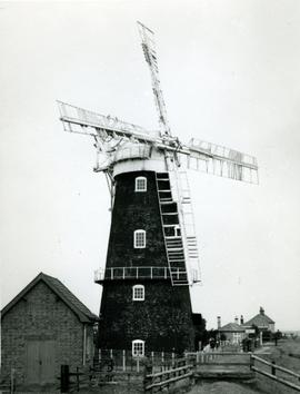 Berney Arms Mill, Norfolk