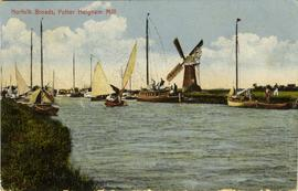 Norfolk Broads, Potter Heigham Mill