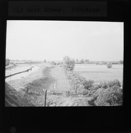 View of Old West River, Stretham