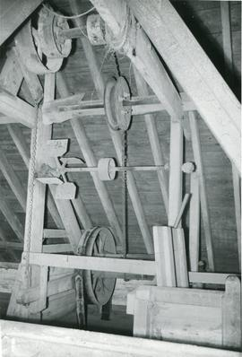 Sack Hoist and Elevator Head