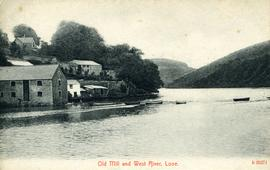 Old Mill and West River, Looe