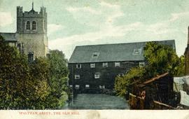 Waltham Abbey, the Old Mill