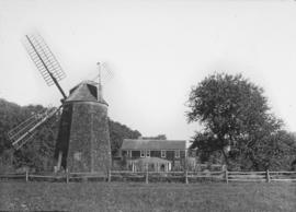 Gardiner Mill, East Hampton, Long Island, and house