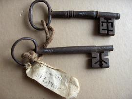 Keys of Higher Mill, Lyme Regis