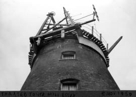 Thaxted Tower Mill Fantail, Essex