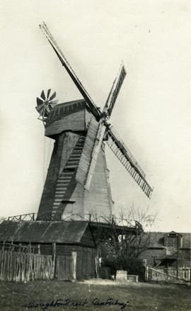 Boughton Windmill