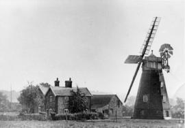 Lower Mill, Dalham