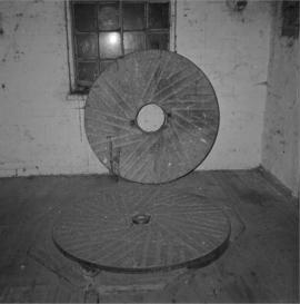 Millstones in Roller Mill