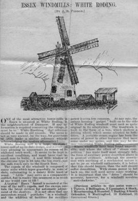 """XII. Muckingford Windmill"""