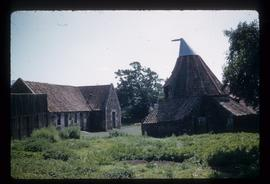 Oast house, Preston Mill, East Linton