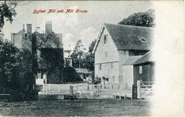 Byfleet Mill and Mill House