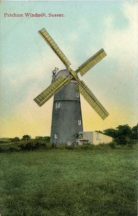 Patcham Windmill, Sussex