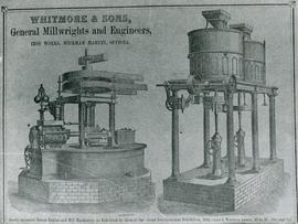 Whitmore and Sons General Advertisement