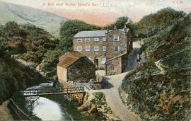 A Mill near Robin Hood's Bay