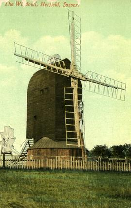 New Mill, Henfield, in a working condition