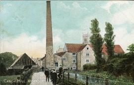 Canch Mill, Worksop