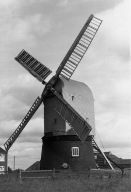 Wrawby Windmill Front
