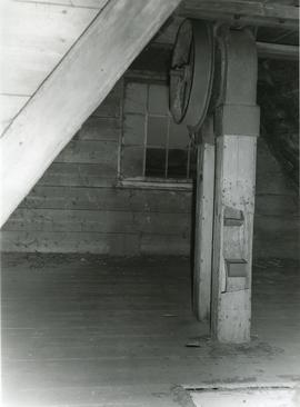 Elevator Head, watermill, Kersey