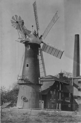 Myer's Mill Exterior