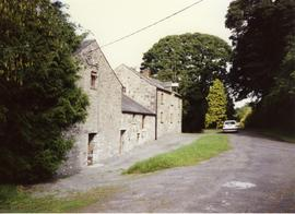 Photograph of the mill buildings, Martry Mill, Meath, Ireland