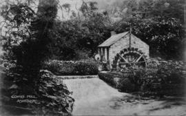 Mill and weir