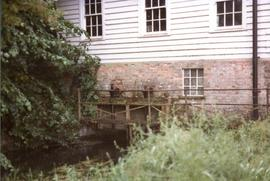Rear of unidentified Watermill