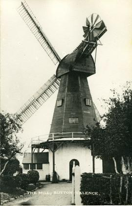 Smock mill, Sutton Valence