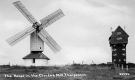Thorpeness Mill, Aldringham cum Thorpe