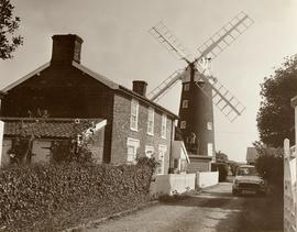 High Street Mill at Wicklewood