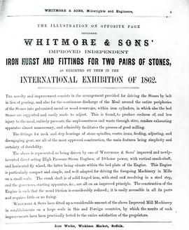 Iron Hurst and Fittings Advertisement