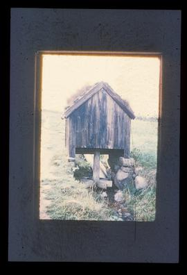 small preserved Norse watermill