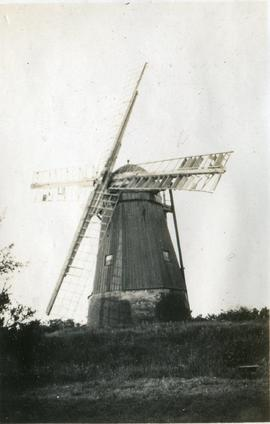 Smock mill, West Wratting