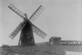 Marton Windmill Exterior-working